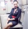 东航空姐苏安静