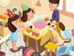 六一儿童节亲子游戏