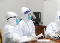 党员干部下沉社区开展疫情防控工作情况报告三篇