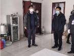 社区党支部书记疫情防控阻击战先进事迹材料
