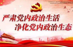 党内政治文化学习心得体会