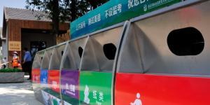 小区垃圾分类实施方案