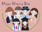 三八妇女节领导致辞稿