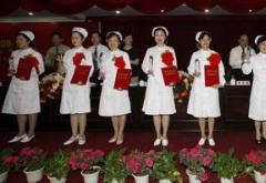 医院十佳护士先进个人事迹材料