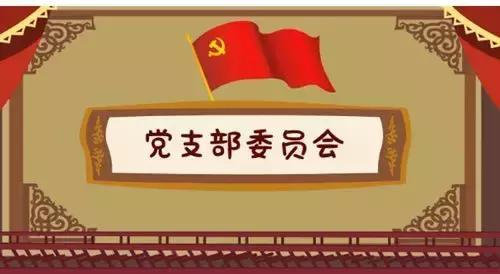 机关党支部民主议事决策制度3篇