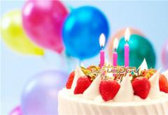 6岁生日快乐的祝福语