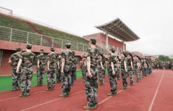 2021年军训班主任代表讲话