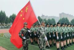 大一年级新生军训心得及收获三篇