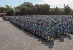 校园2021年学生军训心得模板三篇
